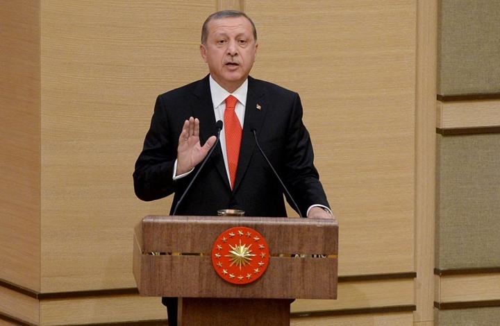 أردوغان: نظام القاهرة قمعي والتقارب معه مستبعد