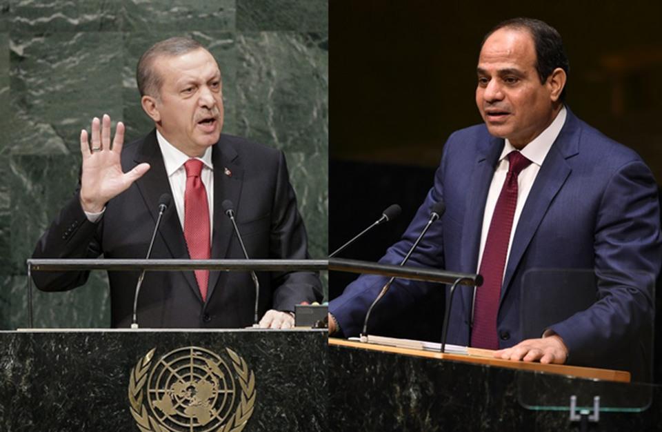 خارجية السيسي تتهم تركيا بالتخبط.. وإعلامه يهاجم أردوغان